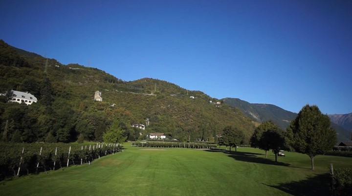 Golf-Relax-Enjoyment:  The Meranerhof Golf package